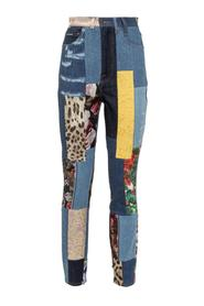 Jeans With Pattern
