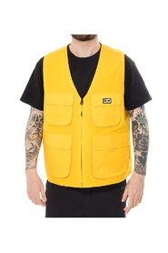 SLEEVELESS CEREMONY TECHNICAL VEST