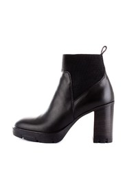 JANET SPORT 44832/609A Ankle boot Women BLACK
