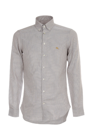 SLIM SHIRT BOTTON DOWN W/LOGO