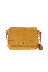 Barl small leather bag with crossover