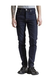 Blue blood jeans rinse