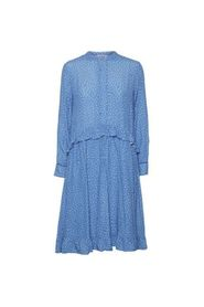Light Blue Norr Christie Dress Kjole