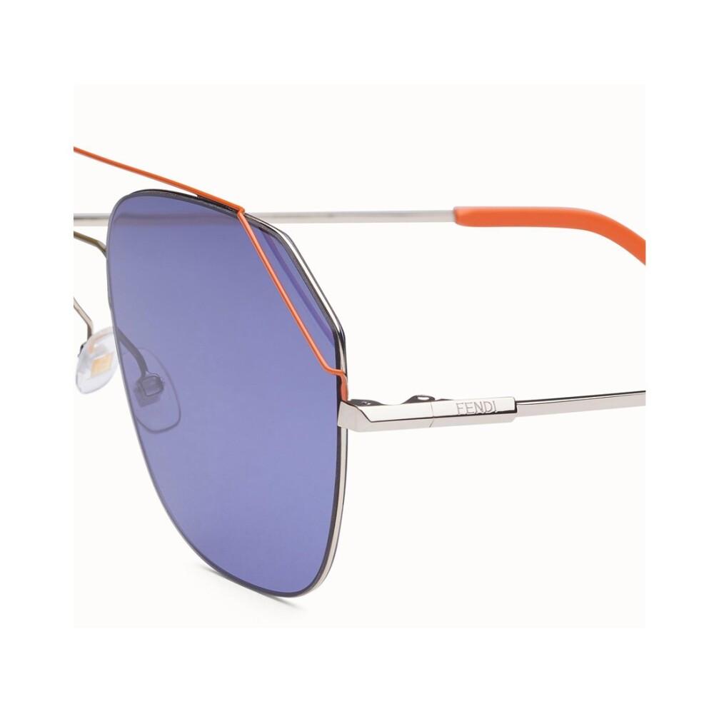 silver Sunglasses FF M0043 / S | Fendi | Zonnebrillen | Heren accessoires