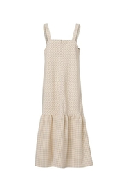 Résumé Oxford dress Sand