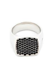 Jewellery The Pinkie Cushion Spinel Ring