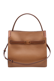 'Lee Radziwill' Leather Tote Bag