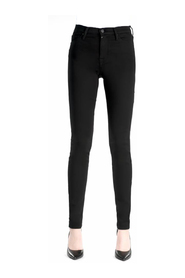Zwart C.O.J. Denim Sophia Stay Black Jeans