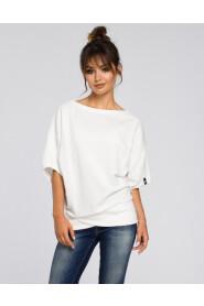 Bluza z szerokimi rękawami B048