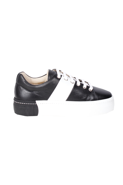 Roberto d'Angelo Black Shoes sneakers Sneakers - Sort