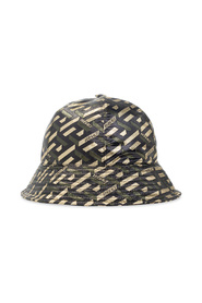 Bucket hat with logo