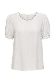 Solid Top Wvn T-tröja & Toppar