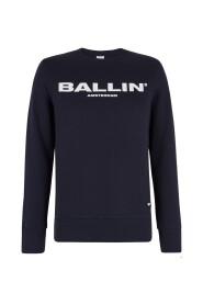 sweater Ballin Amsterdam/blauw