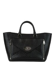 Willow Hand Bag Leather Kalv
