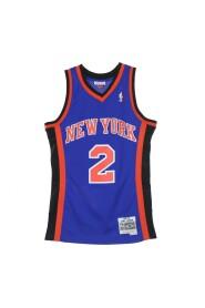 basketball jersey man nba swingman jersey larry johnson no.2 1998/99 neykni road
