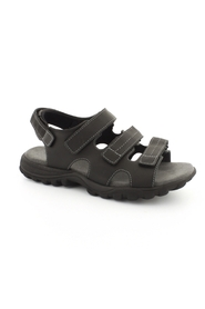 Green Comfort sandal, (Sort)