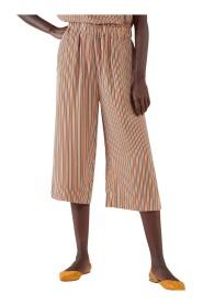 Culotte trousers elastic waistband
