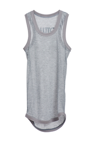 tank TOP ACTIVE LOGO NET GIRL