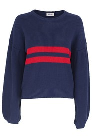 Baum Und Pherdgarten Celeste Sweater Evening Blue