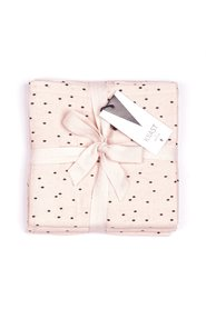 KNAST by KRUTTER - Nappies, Mini Harlequin, 3-pak - Rose