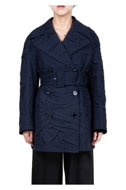 Pressed Trench Coat