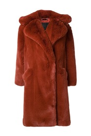 BW003A1Z12 FAUX FUR COAT