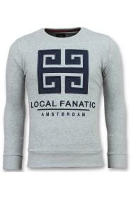 Greek Border - Leuke Sweater Mannen