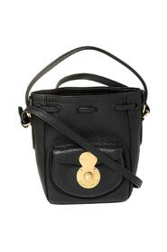 Pre-owned Leather Ricky Drawstring Bucket Bag