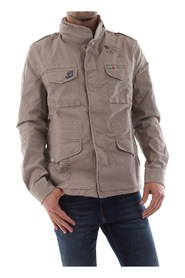 MASON'S 2GB2536S CBE43 JACKET AND JACKETS Men Beige