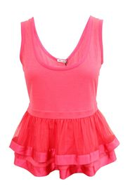 Sleeveless Top -Pre Owned Condition Very Good L