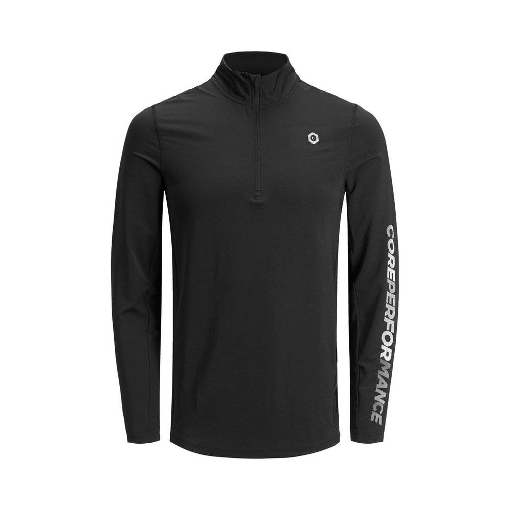Long-Sleeved T-shirt Technical half-zip