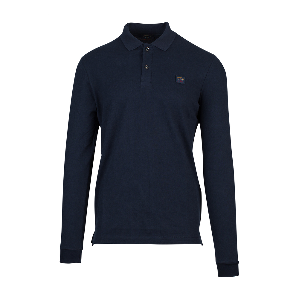 Knitted Polo Shirt Genser