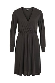 Long Sleeved dress V-neck