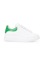Larry Embossed Leather Sneakers