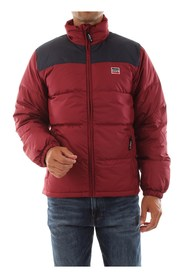 LEVIS 79141 COIT DOWN PUFFER JACKET AND JACKETS Men RED