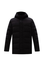 Sierra quilted down jacket