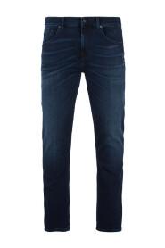 Slimmy Tapered Stretch Tek jeans- JSMXA460-000