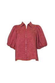 Jacquard Shirt Topp