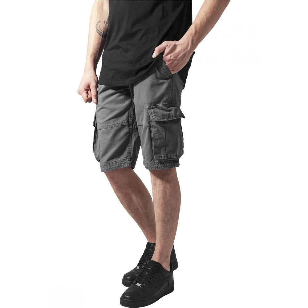 Fitted Cargo Shorts