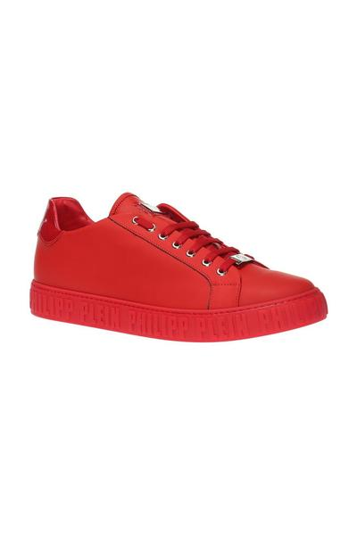 RED Branded sneakers | Philipp Plein | Sneakers