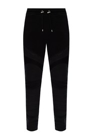 Sweatpants with stitching details