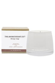 Sweet Lime & Mandarin Therapy Candle 260G