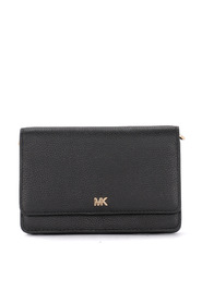 Mercer pochette with shoulder strap