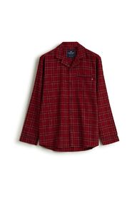 Holiday Checked Flannel Pajama