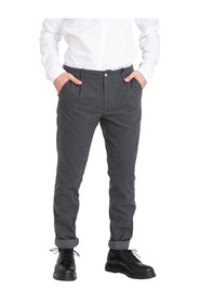 Soft cloth trousers