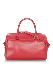 Pre-owned Classic Baby Duffle Leather Satchel