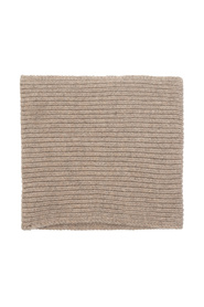 Cashmere tube scarf