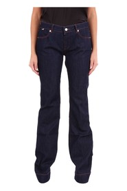 WQ43700S3299 Wide Fund jeans
