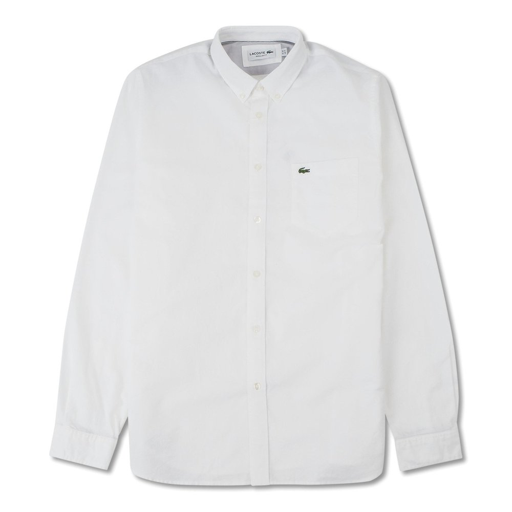 Mäns Regular Fit Oxford Cotton Shirt