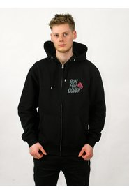Great x Running Marker Zipped Hoody | Sort